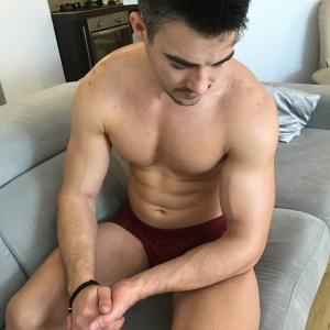 Gay Skype Sex with John Shyann